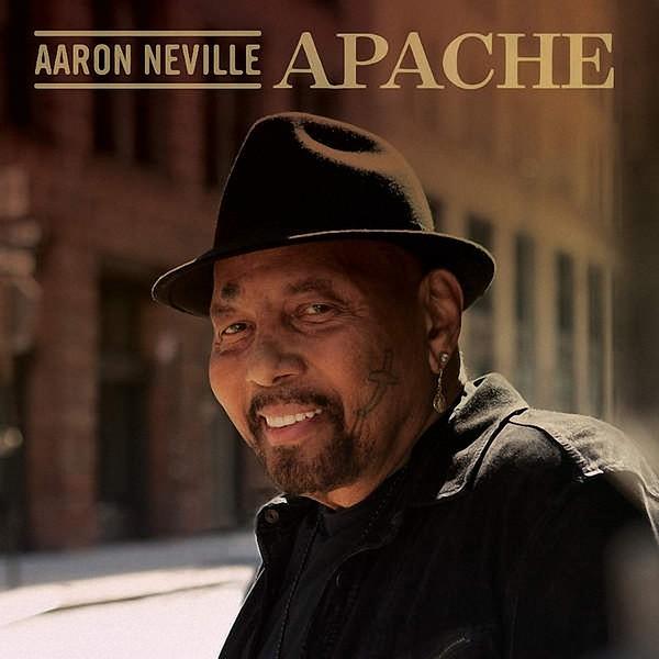 Aaron Neville - Apache (2016)