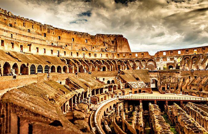 Рим полон археологических сюрпризов.